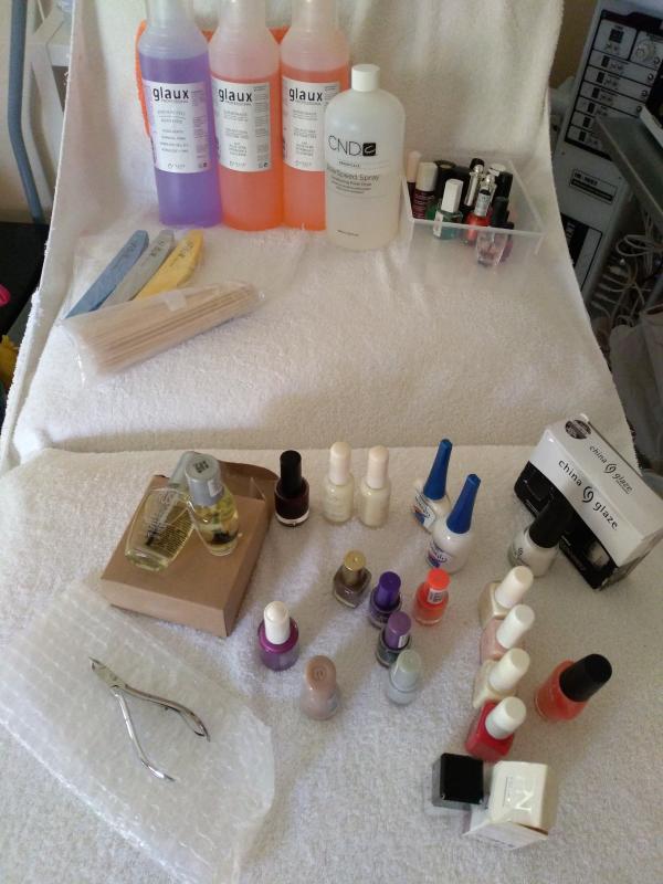 Lote Para Uñas Todo 45 Beautymarket América Anuncios