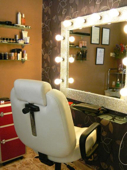 Foros estetica tocador de maquillaje - Tocador con espejo y luces ...