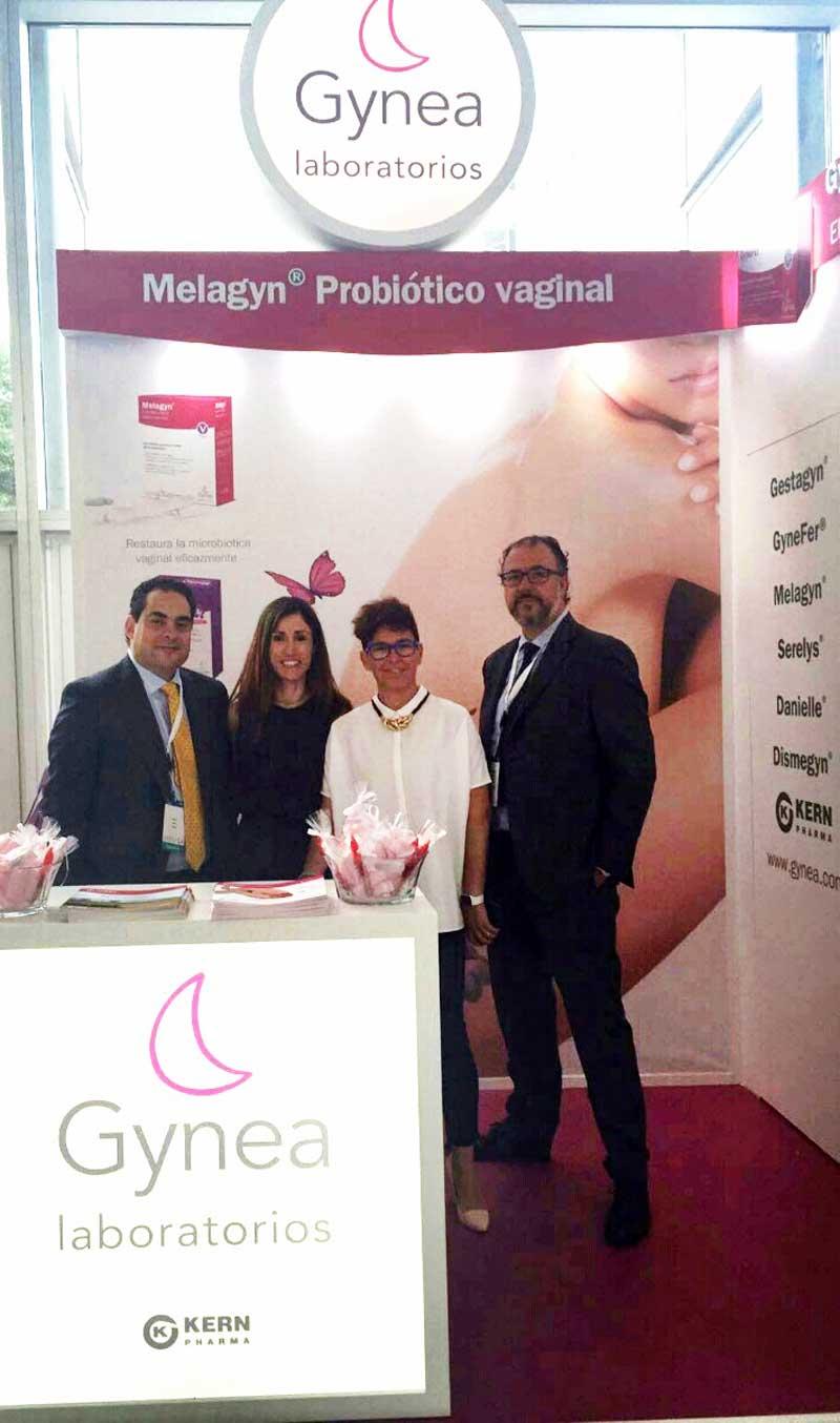 Gynea en el XIV Congreso de la Asociación Española para el Estudio de la Menopausia