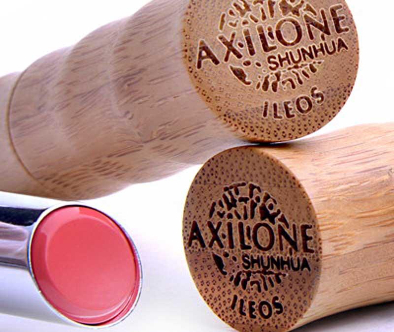 lápiz de labios eco-friendly de Axilone