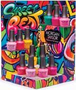 Street Beat para Gelish y Morgan Taylor