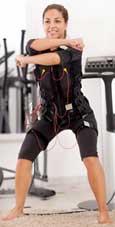 Aviso de los fisioterapeutas sobre el uso de la electroestimulación