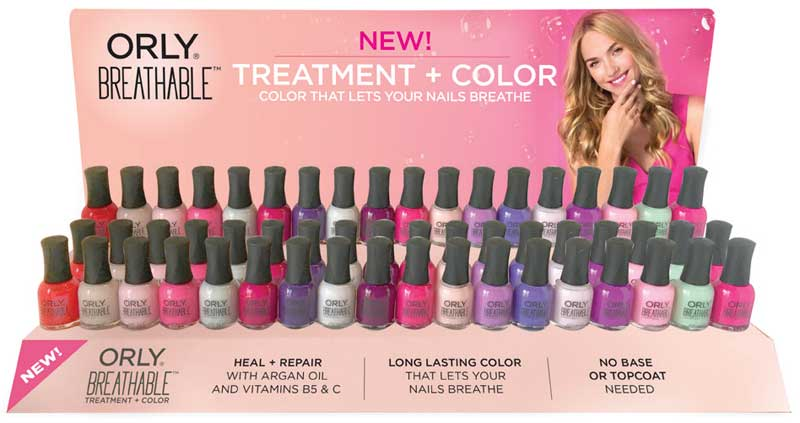 Breathable de Orly