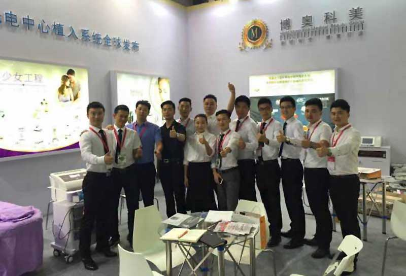 Sapphire participa en la feria EMEH de China