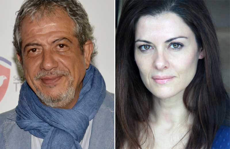Juan Delgado y Lara Corrochano