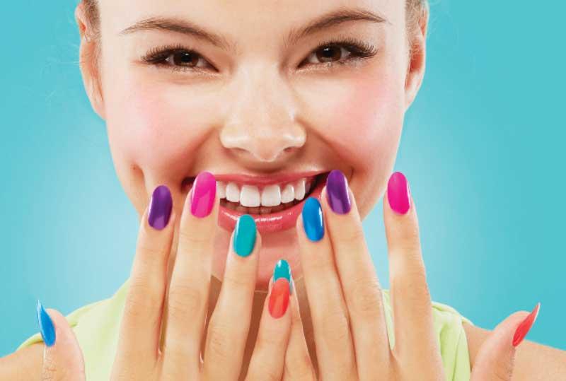 tratamientos para uñas de China Glaze.