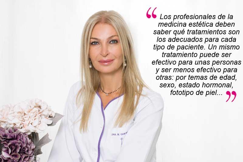 Mercedes Quintillà de la clínica L'Atelier d'Estètica