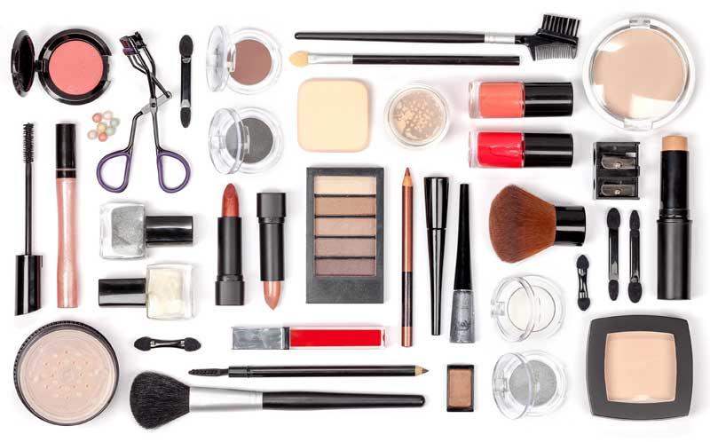 gasto en maquillaje en España