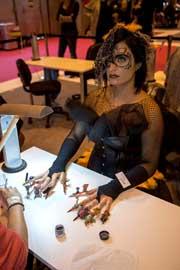 Nailympion Spain campeonato de uñas en salon look