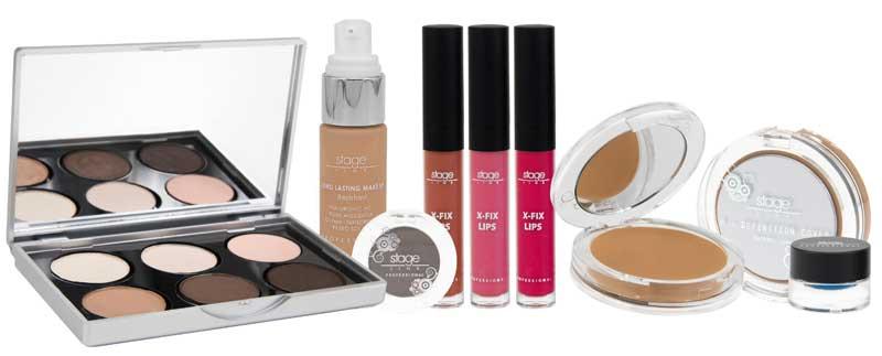 Terra, la nueva colección de maquillaje otoño/invierno de Stage Line Professional Make Up