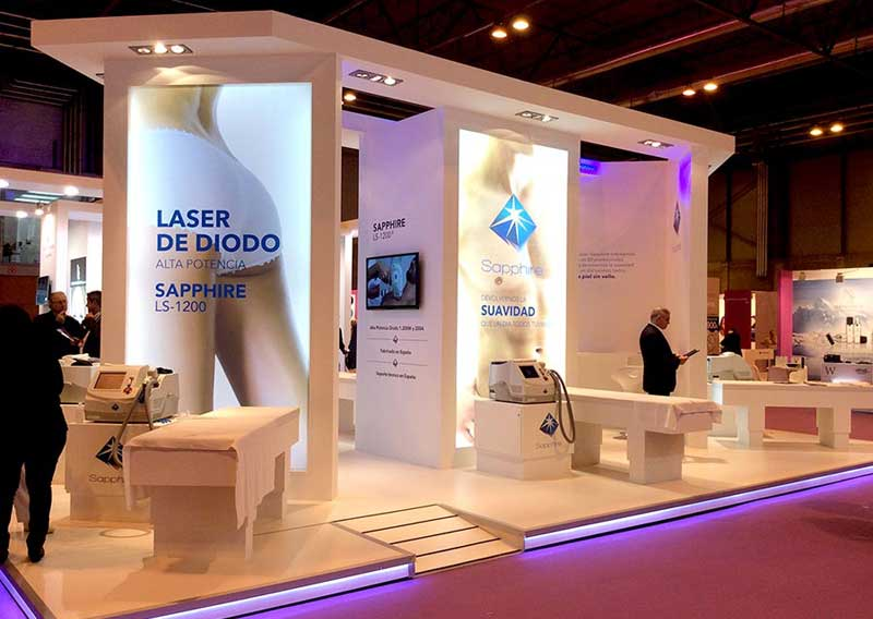 Grupo Sapphire estará presente en el Salón Look Madrid para mostrar productos como el Sapphire LS-1200