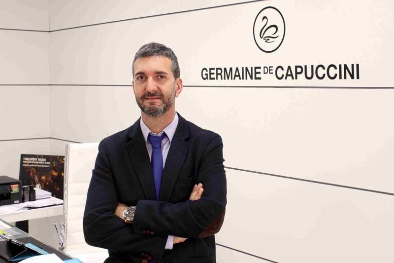 Raúl Vidal, nuevo presidente de Germaine de Capuccini