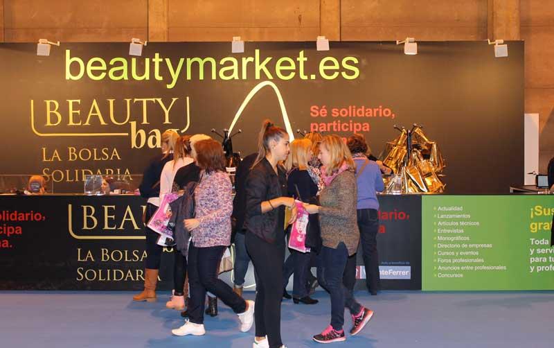 Beauty Market estará presente en Salón Look 2016