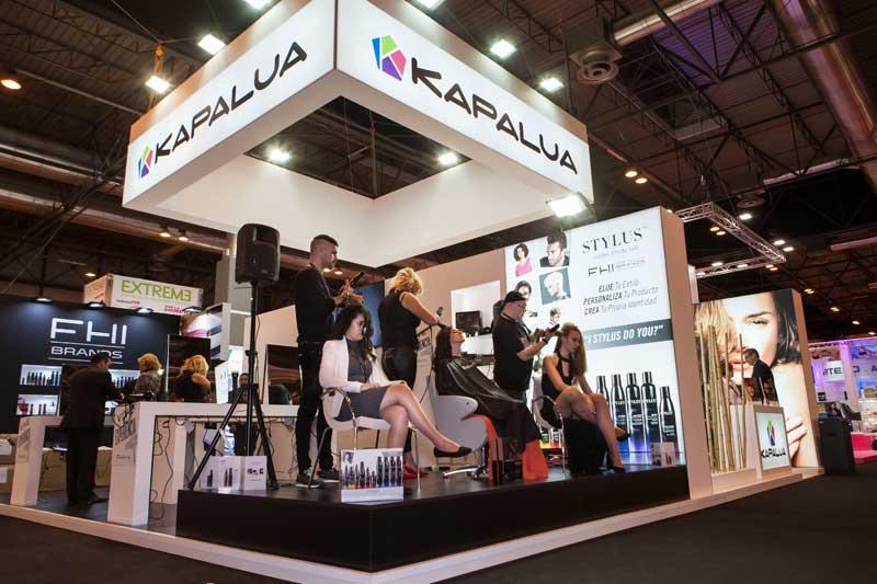 Kapalua celebra su décimo aniversario con gran presencia en Salón Look