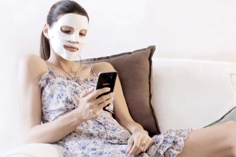 Play Skin, la mascarilla de belleza facial inteligente de Quantum Aesthetics