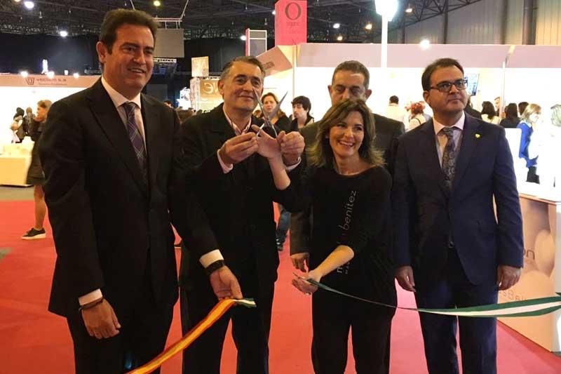 Anepe y Fibes Sevilla renuevan su acuerdo estratégico para impulsar Expobelleza Andalucía 2017