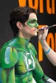 Düsseldorf reunirá la próxima primavera las últimas tendencias en maquillaje artístico