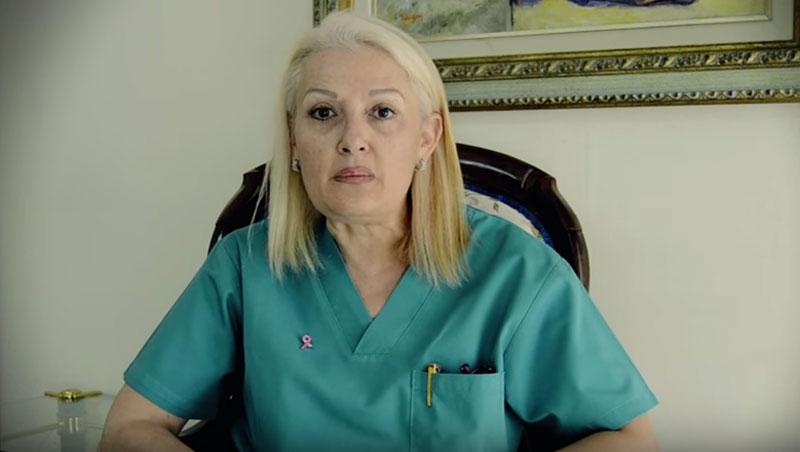 María Dolores Pérez: 'La micropigmentación para crear la areola en enfermas de cáncer cierra un ciclo de su enfermedad'