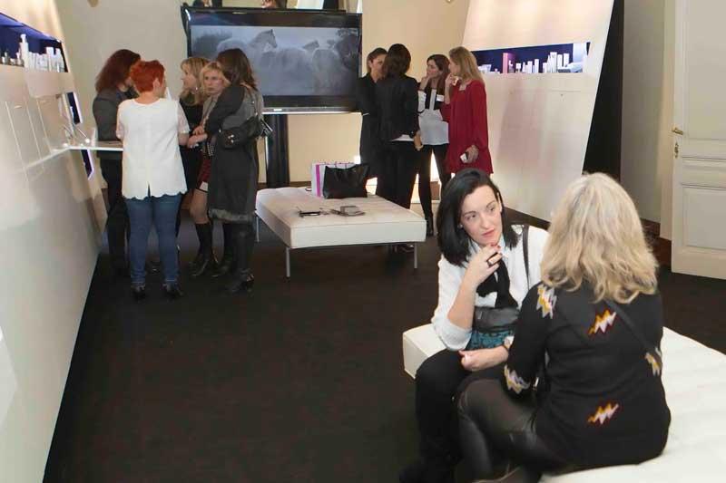 Branding Day de Maria Galland en el Palauet de Barcelona