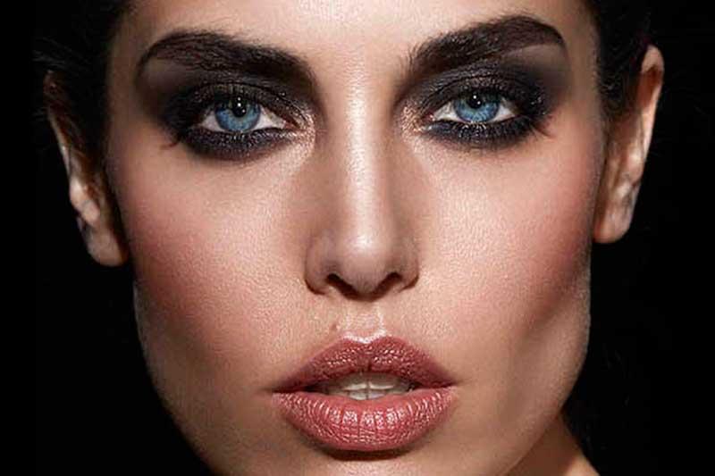 Línea de maquillaje para ojos de Salerm Cosmetics