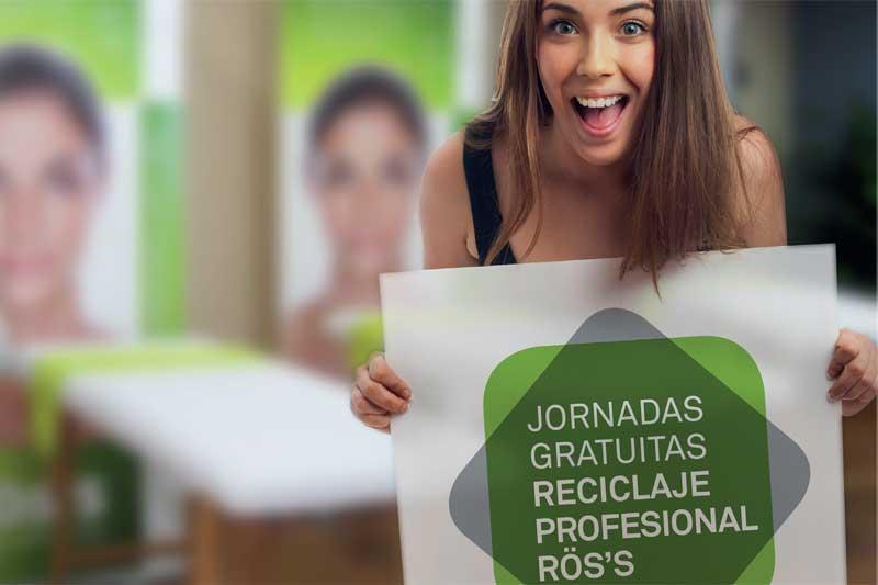 Rös's convoca nuevas jornadas gratuitas de reciclaje profesional