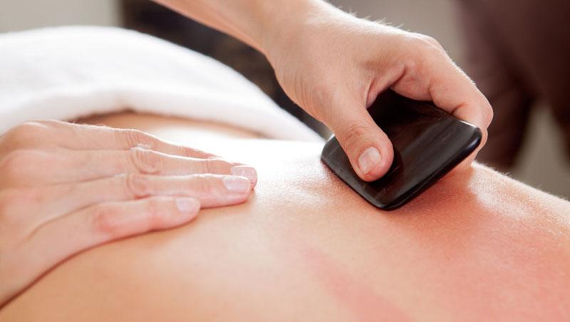 Gua Sha, técnica tradicional china para eliminar dolores y embellecer la piel