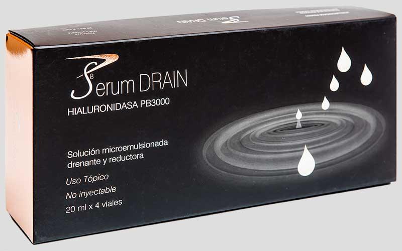 PBSerum DRAIN El tratamiento detox más profundo