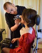 Cazcarra Image Group, de la mano de sus maquilladores profesionales y de su línea de cosmética y maquillaje profesional Ten Image, ha cuidado de la imagen del tradicional acto de foto de familia de los nominados a los VIX Premios Gaudí