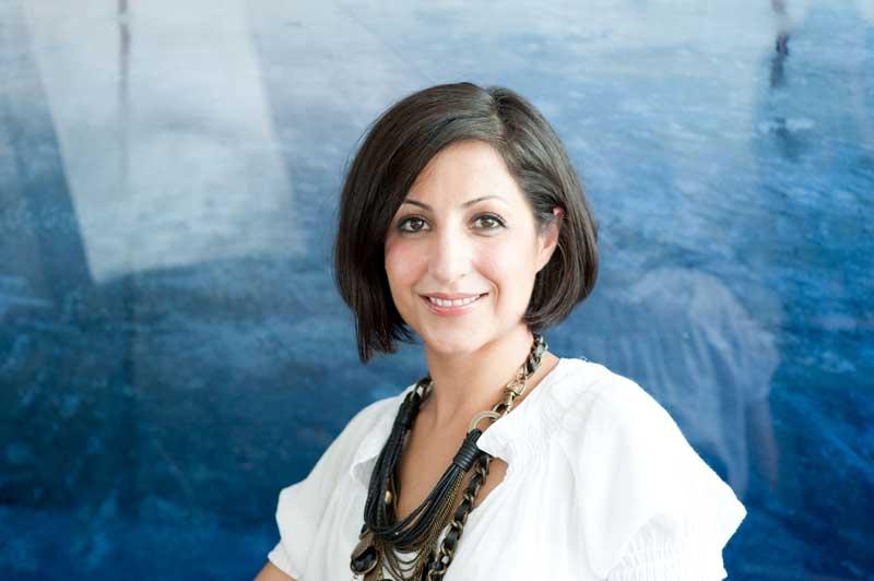 Laila Hamidi recibirá el premio Golden Mask en Beauty Düsseldorf 2017
