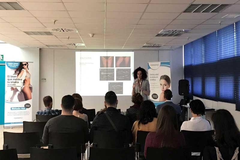 Novasonix presenta nuevos cursos de formación dirigidos a técnicos especialistas en estética