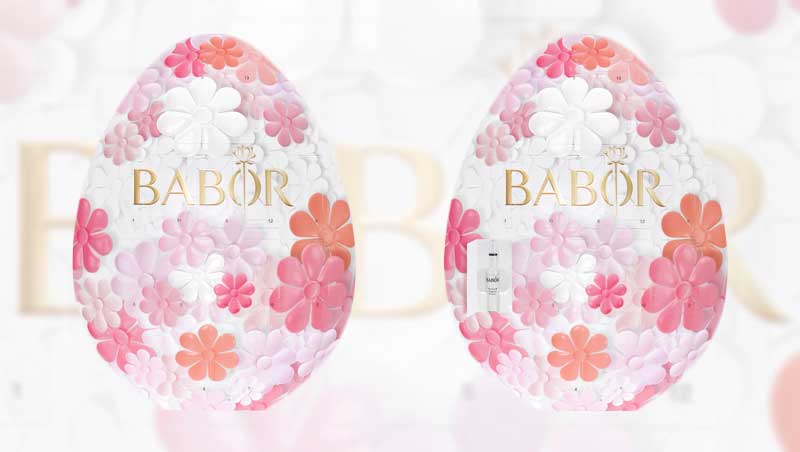 Babor lanza un tratamiento de edición limitada: Huevo de Pascua