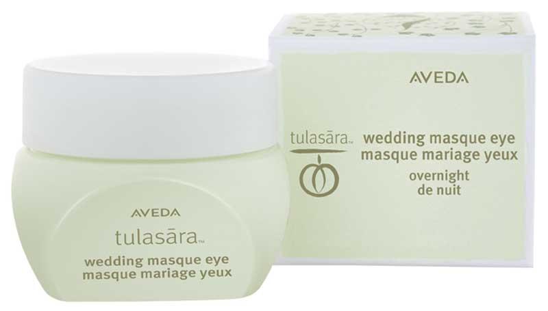 Tulasāra wedding masques over-night, un tratamiento para el rostro y los ojos de Aveda