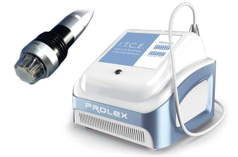 Prolex Antiageing Fractal Wave, nuevo equipo para tratamientos de rejuvenecimiento