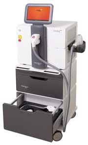 Eneka Pro máquina de laser díodo eficaz com o pelo residual