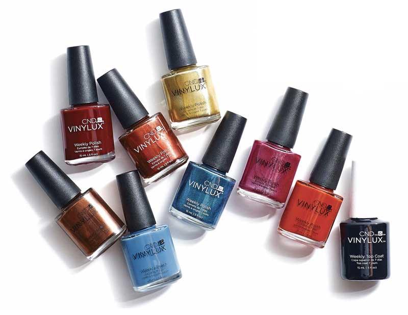Los productos CND reciben con cinco premios de belleza internacionales