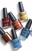 Los productos CND reciben cinco premios de belleza internacionales