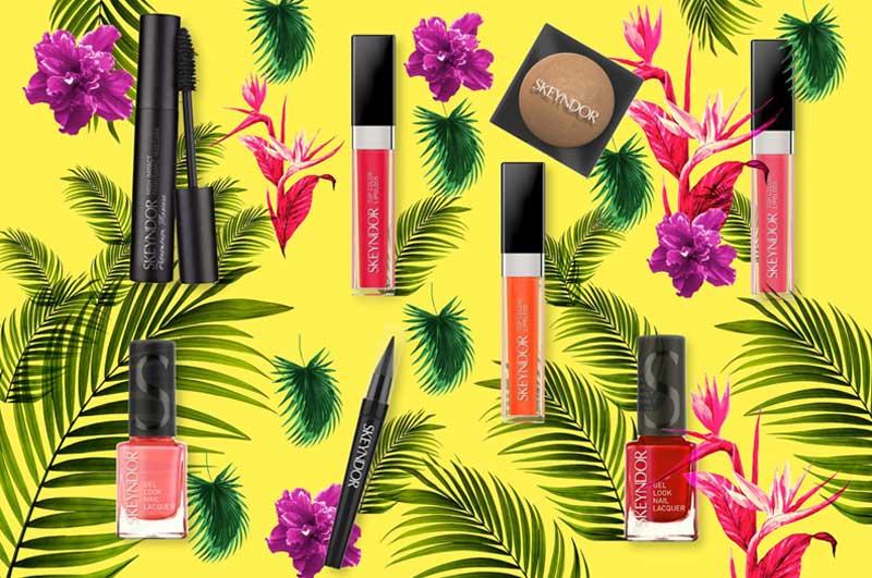 Tropical Ray Collection, la nueva colección primavera / verano 2017 de Skeyndor