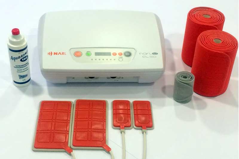Narl 517 3D, el equipo de ultrasonidos que elimina todo tipo de grasa