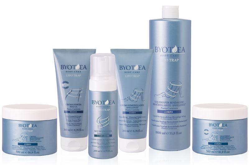 Byotea - Lipo Trap - Nueva línea profesional - tratamiento anticelulitico