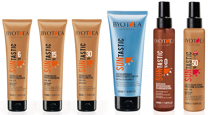 Byotea - Suntastic - Protección solar