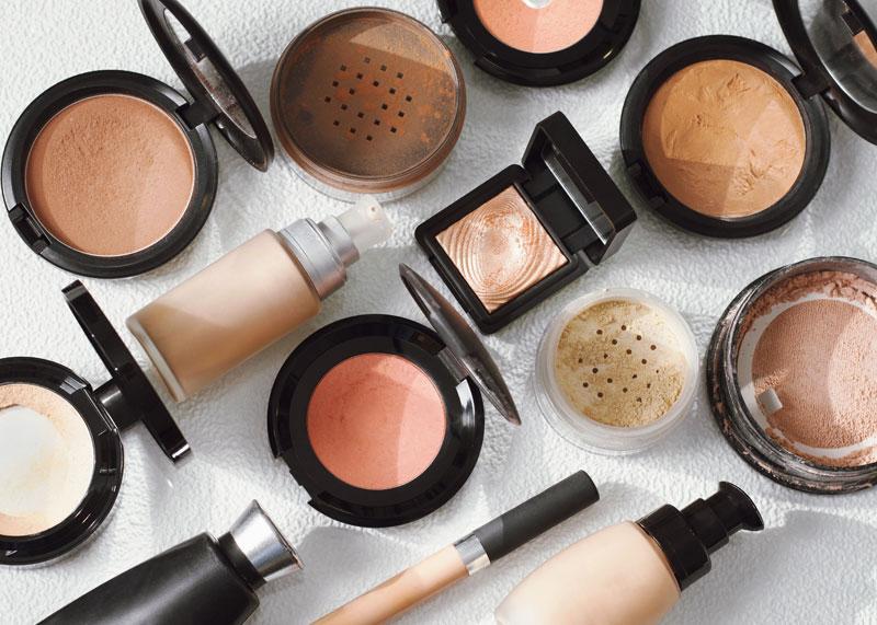 Exportaciones españolas de perfumería y cosmética