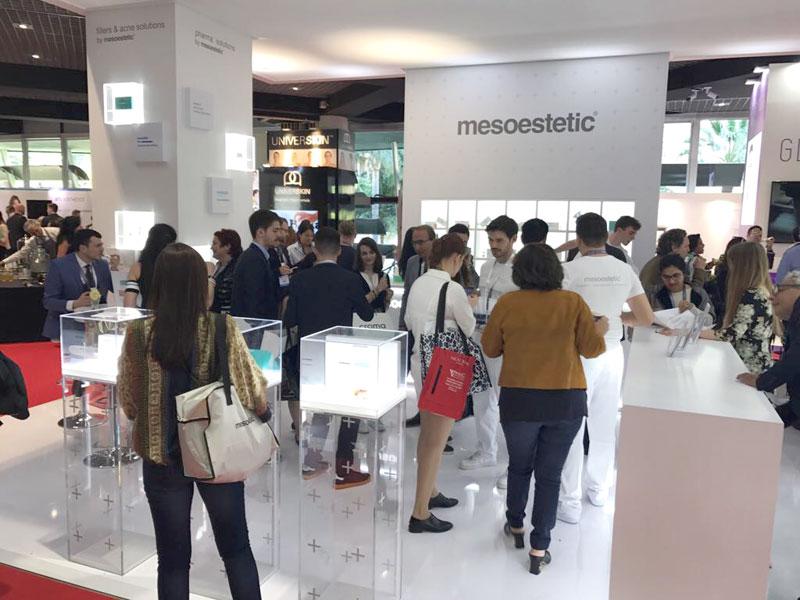 Mesoestetic - AMWC Mónaco Congress