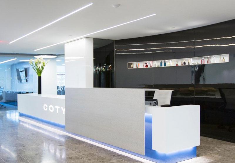 Coty nombramientos
