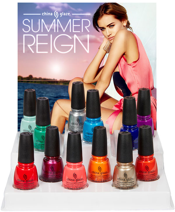 Kapalua - China Glaze - Summer Reign
