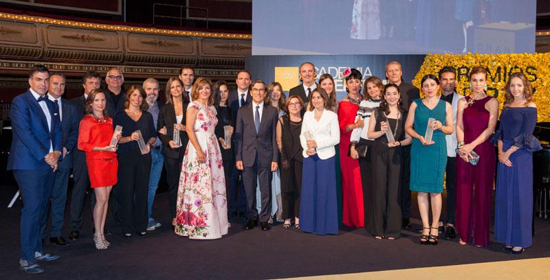 Premios Academia del Perfume X edición