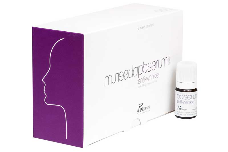 PBSerum Anti-Wrinkle, para una bronceado espectacular