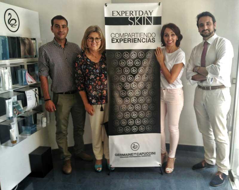 Germaine de Capuccini celebra las jornadas ExpertDay Skin