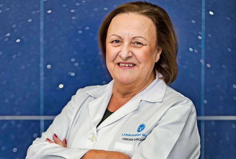 Homenaje a Conchita García-Ochoa por una vida dedicada a Laboratorios Válquer