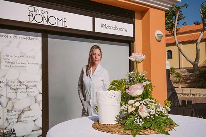 La Clínica Bonome inaugura su segundo centro especializado en Tenerife