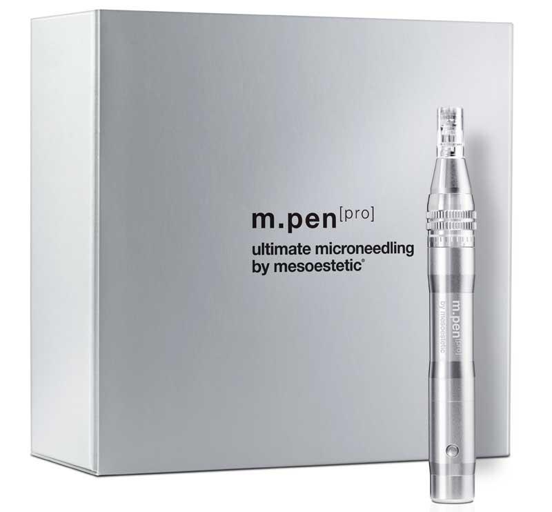 m.pen[pro] microneedling  mesoestetic